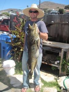 rob and kaley go fishing 002